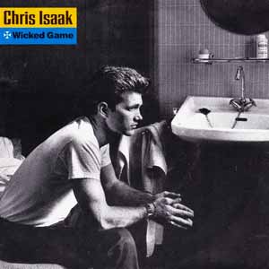 Chris Isaak - Wicked Game - Single Cover