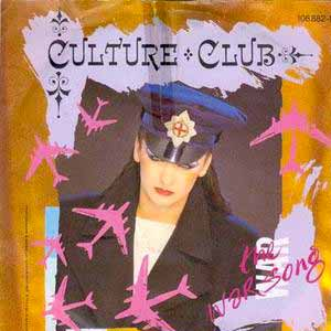Culture Club - The War Song - Single Cover