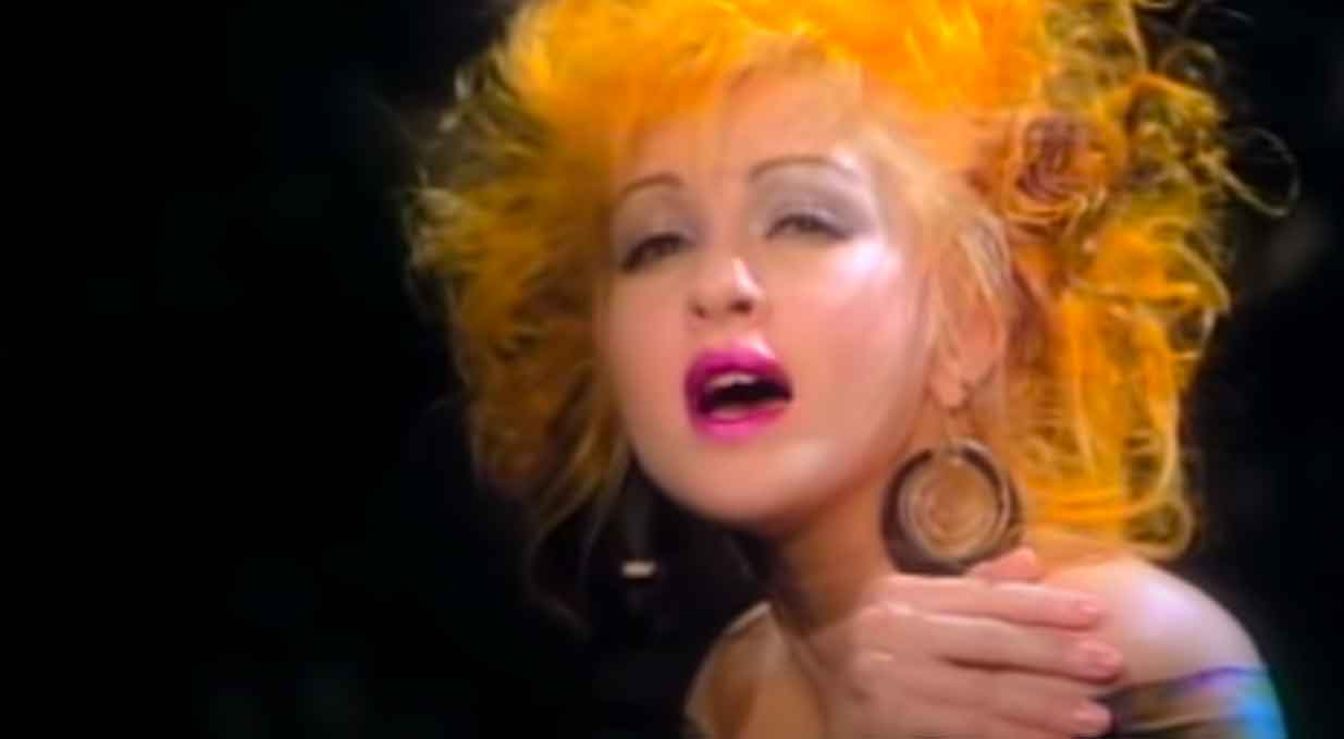 Cyndi Lauper feat. Chuck D - What's Going On - Official Music Video