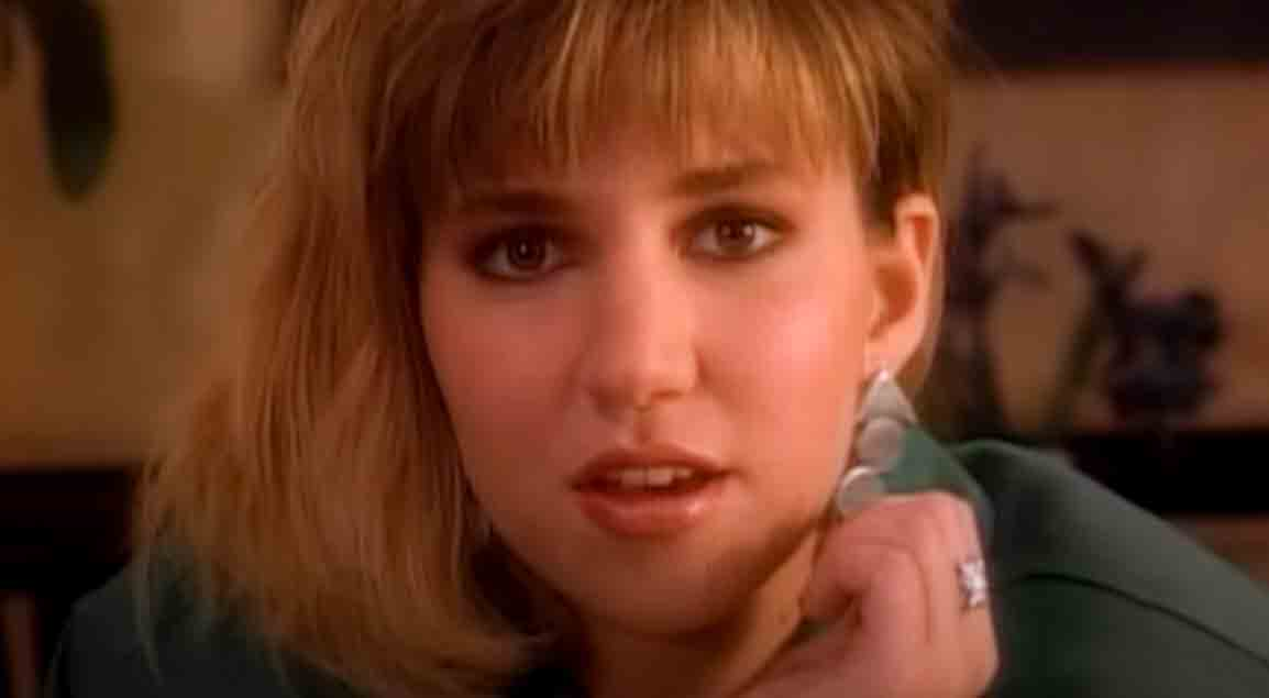 Debbie Gibson - Foolish Beat - Official Music Video