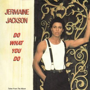 Jermaine Jackson - Do What You Do - Single Cover