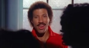 Lionel Richie - All Night Long (All Night) - Official Music Video