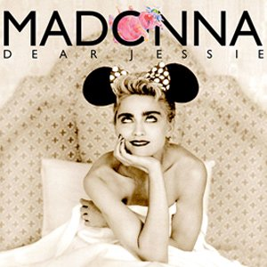 Madonna Dear Jessie Single Cover