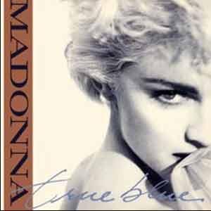 Madonna - True Blue - Single Cover