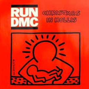 Run–D.M.C. - Christmas In Hollis - Single Cover