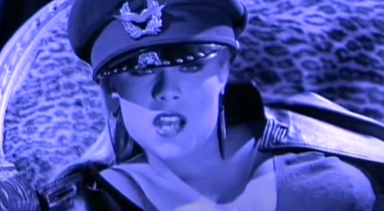 Samantha Fox I Only Wanna Be With You Official Music Video
