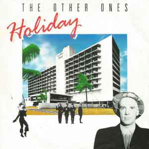 The Other Ones - Holiday - Single Cover