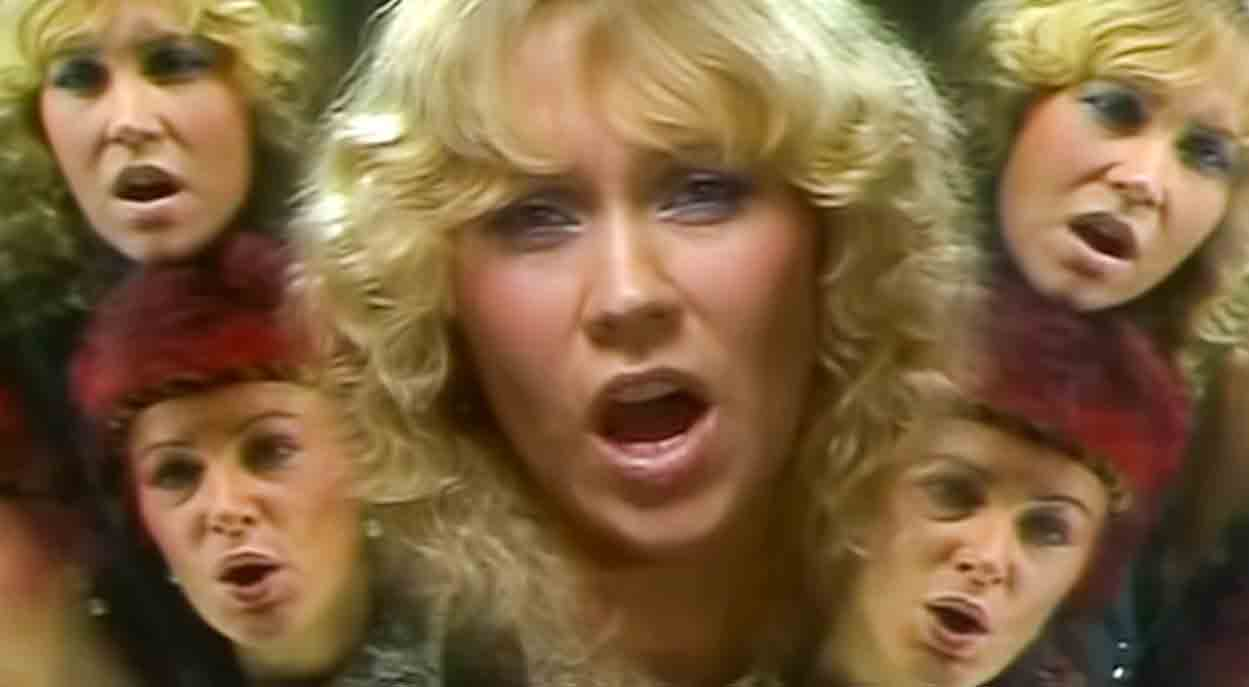 Abba - One Of Us - Official Music Video.