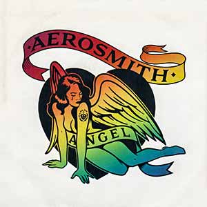 Aerosmith Angel Single Cover