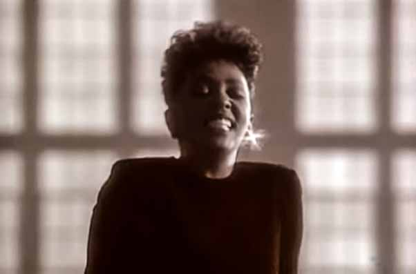 Anita Baker Giving You The Best That I Got Official Music Video