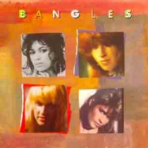The Bangles - Manic Monday - Single Cover