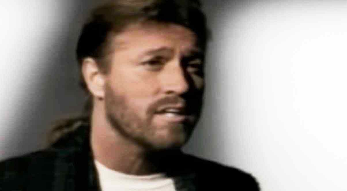 Bee Gees - You Win Again - Official Music Video.