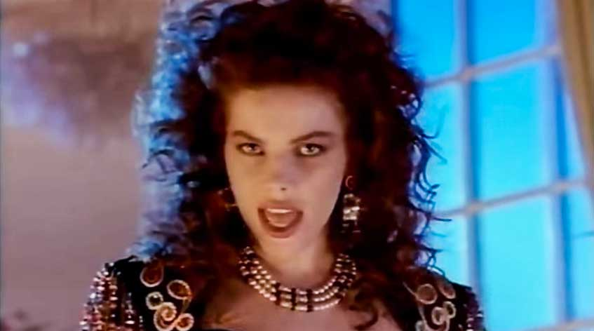 C.C.Catch Midnight Hour Official Music Video