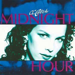 C.C.Catch Midnight Hour Single Cover
