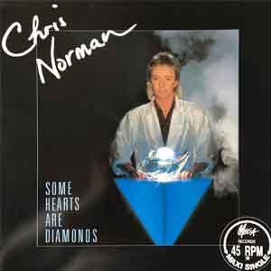 Chris Norman - Some Hearts Are Diamonds - Single Cover