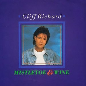Cliff Richard - Mistletoe And Wine - Single Cover