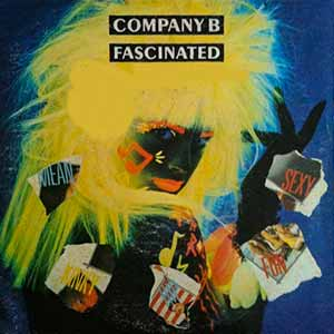 Company B Fascinated Single Cover