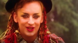 Culture Club - Karma Chameleon