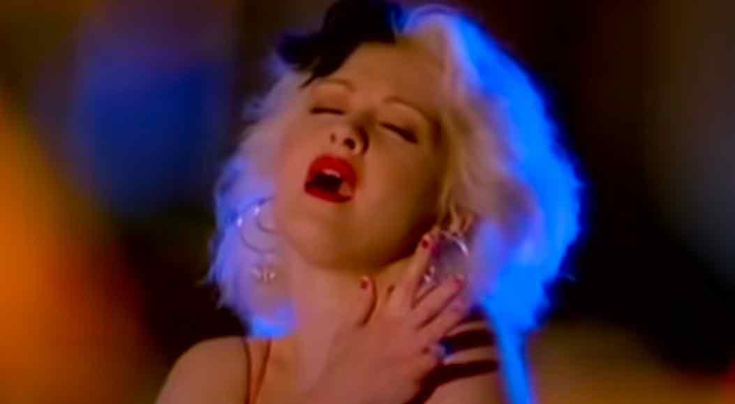 Cyndi Lauper - I Drove All Night - Official Music Video