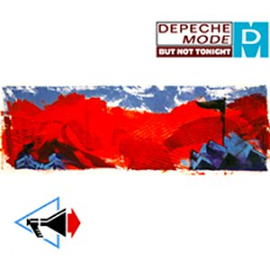 Depeche Mode - But Not Tonight - Single Cover