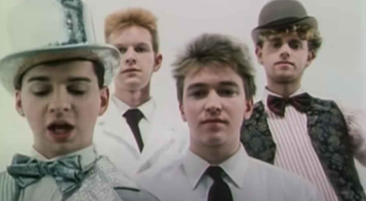 Depeche Mode - Get The Balance Right - Official Music Video