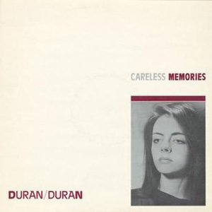 Duran Duran - Careless Memories - Single Cover