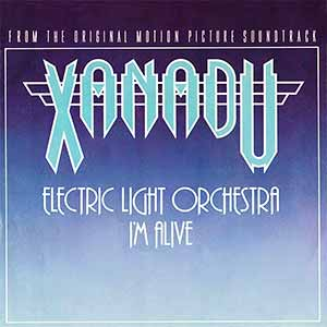 Electric Light Orchestra I'm Alive Single Cover