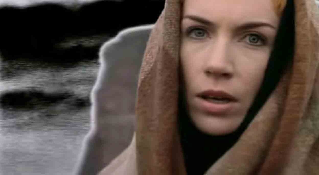 Eurythmics - Here Comes The Rain Again - Official Music Video