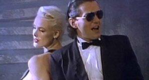Falco Brigitte Nielsen Body Next to Body Official Music Video