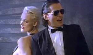 Falco Meets Brigitte Nielsen - Body Next to Body