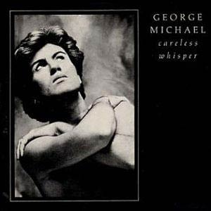 George Michael - Wham - Careless Whisper - Single - Cover