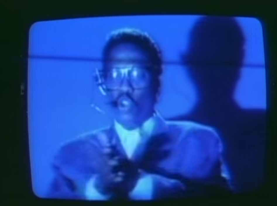 Herbie Hancock Rockit Official Music Video