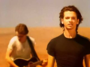 INXS - Kiss the Dirt (Falling Down the Mountain) - Official Music Video