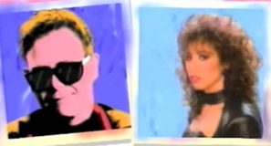 Jennifer Rush Elton John Flames Of Paradise Official Music Video