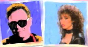 Jennifer Rush & Elton John - Flames Of Paradise