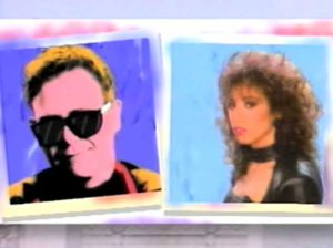 Jennifer Rush & Elton John - Flames Of Paradise