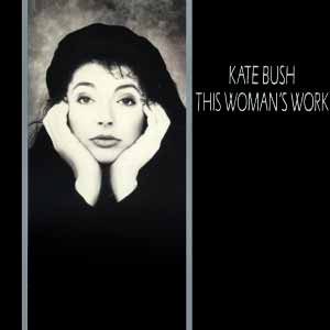 Kate Bush This Woman's Work Single Cover