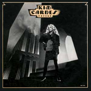 Kim Carnes Voyeur Single Cover