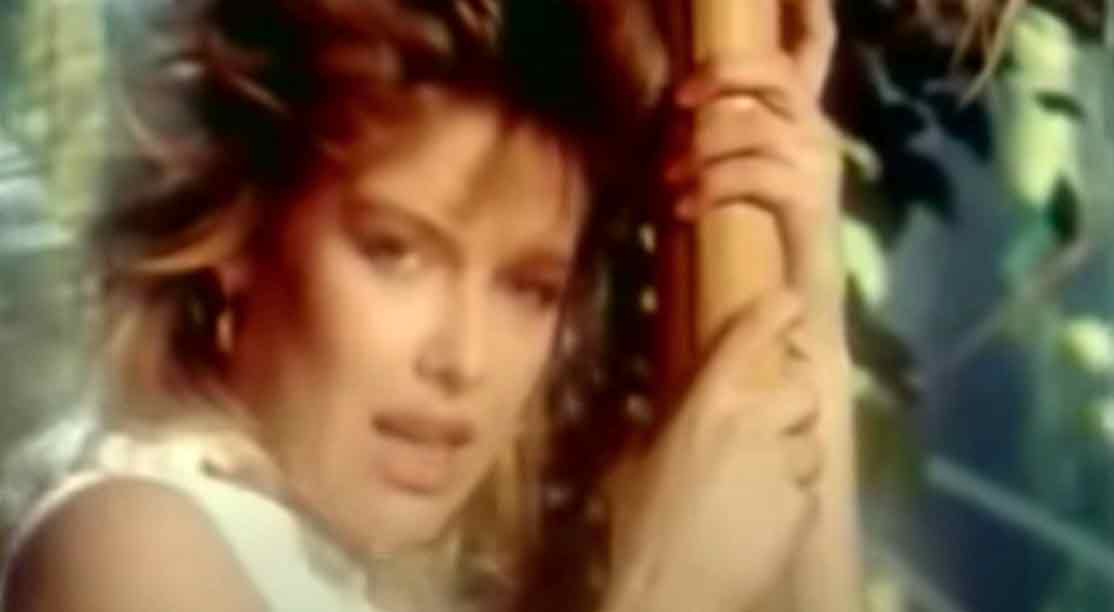 Kim Wilde - Cambodia - Official Music Video