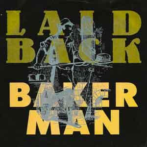 Laid Back - Bakerman - Single Cover
