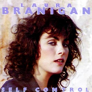 Laura Branigan Self Control Single Cover