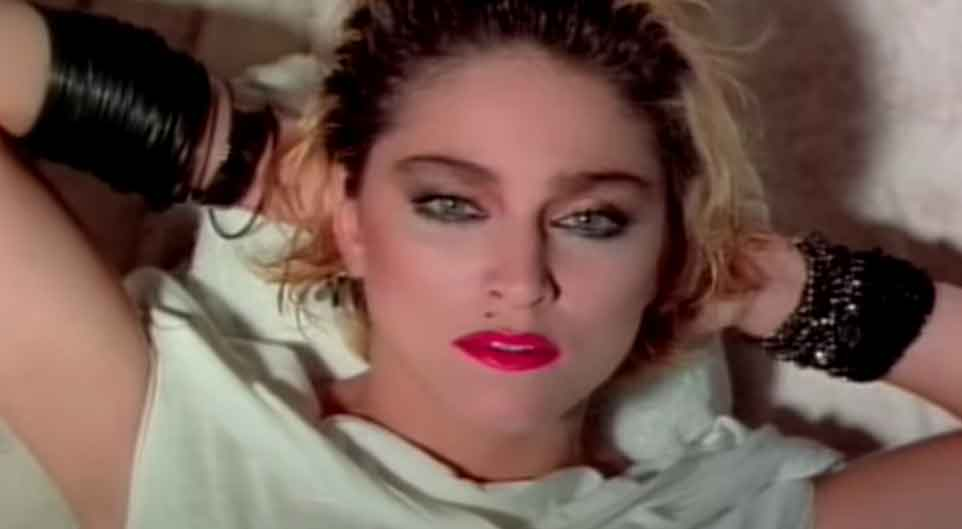 Madonna - Burning Up - Official Music Video