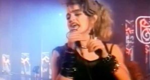 Madonna Gambler Official Music Video