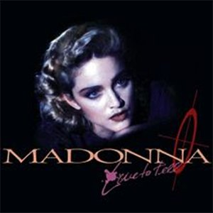 Madonna - Live To Tell - Single Cover