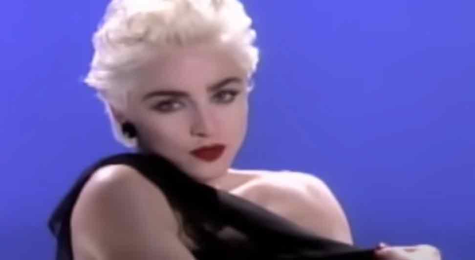 Madonna - True Blue - Official Music Video