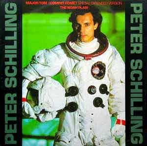 Peter Schilling - Major Tom (Coming Home) - Single Cover