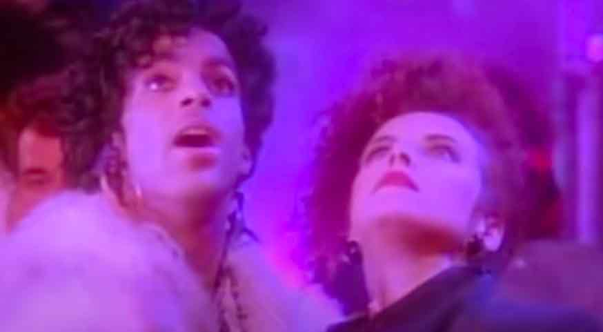 Prince Featuring Sheena Easton U Got The Look Official Music Video