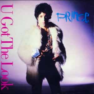 Prince Featuring Sheena Easton U Got The Look Single Cover