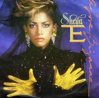Sheila E. - A Love Bizarre - Single Cover