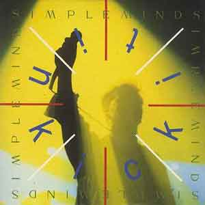 Simple Minds - Kick It In - Single Cover